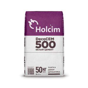 Цемент DecoCem 500 ПЦБ 1-500-Д0