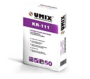 Раствор KR-111 «UMIX», 50 кг