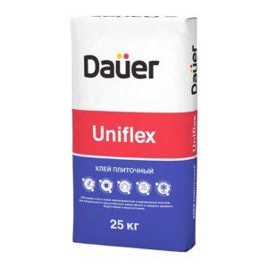 Плиточный клей Uniflex «DAUER», 25 кг