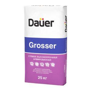 Ровнитель пола Grosser «DAUER», 25 кг