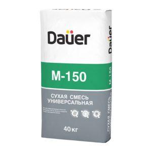Смесь М150 универсальная «DAUER», 40 кг