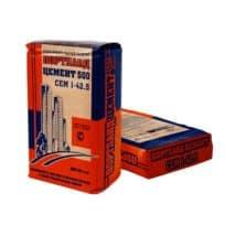 Портландцемент М500 Д0 (ЦЕМ I 42,5Н), мешок 50 кг