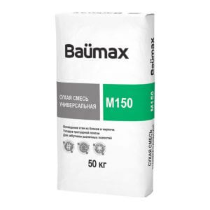 Смесь М150 универсальная «Baumax», 50 кг
