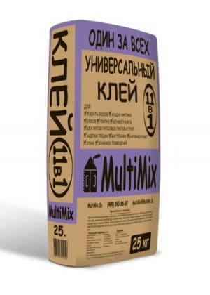 Плиточный клей «MultiMix», 25 кг