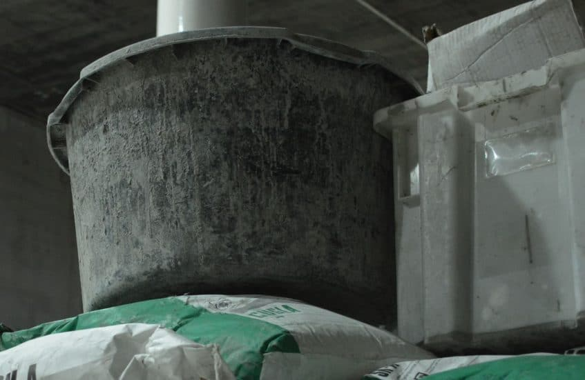 Сколько ведер цемента в мешке 50 кг?