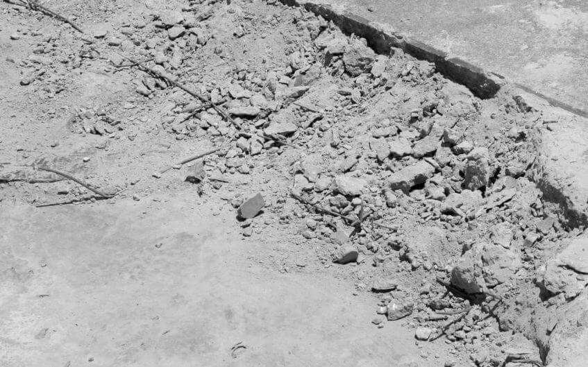 Как выровнять пол пескобетоном?