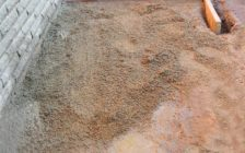 Цементно-песчаная смесь ЦПС