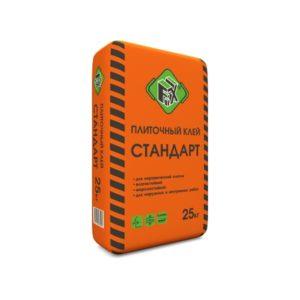 Плиточный клей Стандарт «Fix», 25 кг