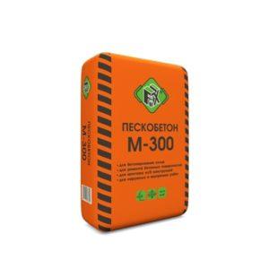 """Смесь М300 пескобетон """"Fix"""", 40 кг"""