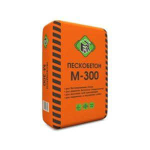 """Смесь М300 пескобетон """"Fix"""", 50 кг"""