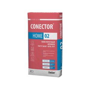 Плиточный клей CONECTOR® HOME 02 «DAUER»